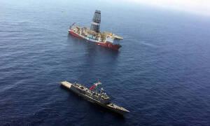 Πέντε νέες γεωτρήσεις στην Ανατολική Μεσόγειο ανακοίνωσε η Άγκυρα