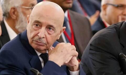 Λιβύη: Επιστολή καταπέλτης του Προέδρου της Βουλής στον ΟΗΕ - «Άκυρη η συμφωνία με την Τουρκία»