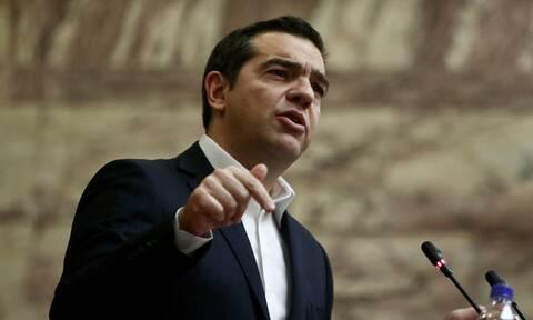 Live: Η ομιλία του Αλέξη Τσίπρα για το «αύριο της Ελλάδας»