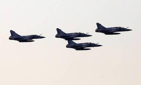 Δεν σταματούν να προκαλούν οι Τούρκοι στο Αιγαίο: Παραβιάσεις και εικονικές αερομαχίες