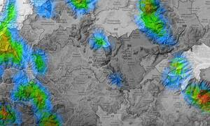 Καιρός - Προειδοποίηση Αρναούτογλου: Σε ποιες περιοχές θα χιονίσει την Τρίτη (10/12)