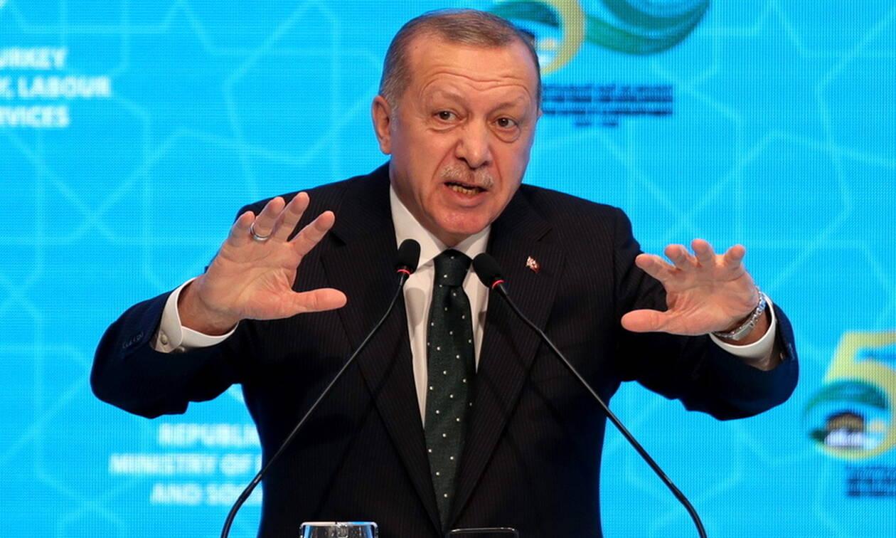 Ερντογάν:Σκάνδαλο η απέλαση του Λίβυου πρέσβη - Η Ελλάδα θα πληρώσει το τίμημα για τις ενέργειές της
