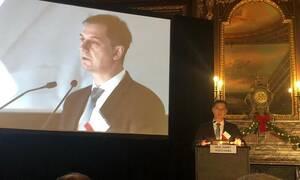 Θεοχάρης στο Capital Link Forum: Η Ελλάδα γυρίζει σελίδα