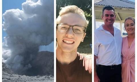 Θρίλερ στη Νέα Ζηλανδία: Αυτοί αγνοούνται μετά την έκρηξη του ηφαιστείου (pics)