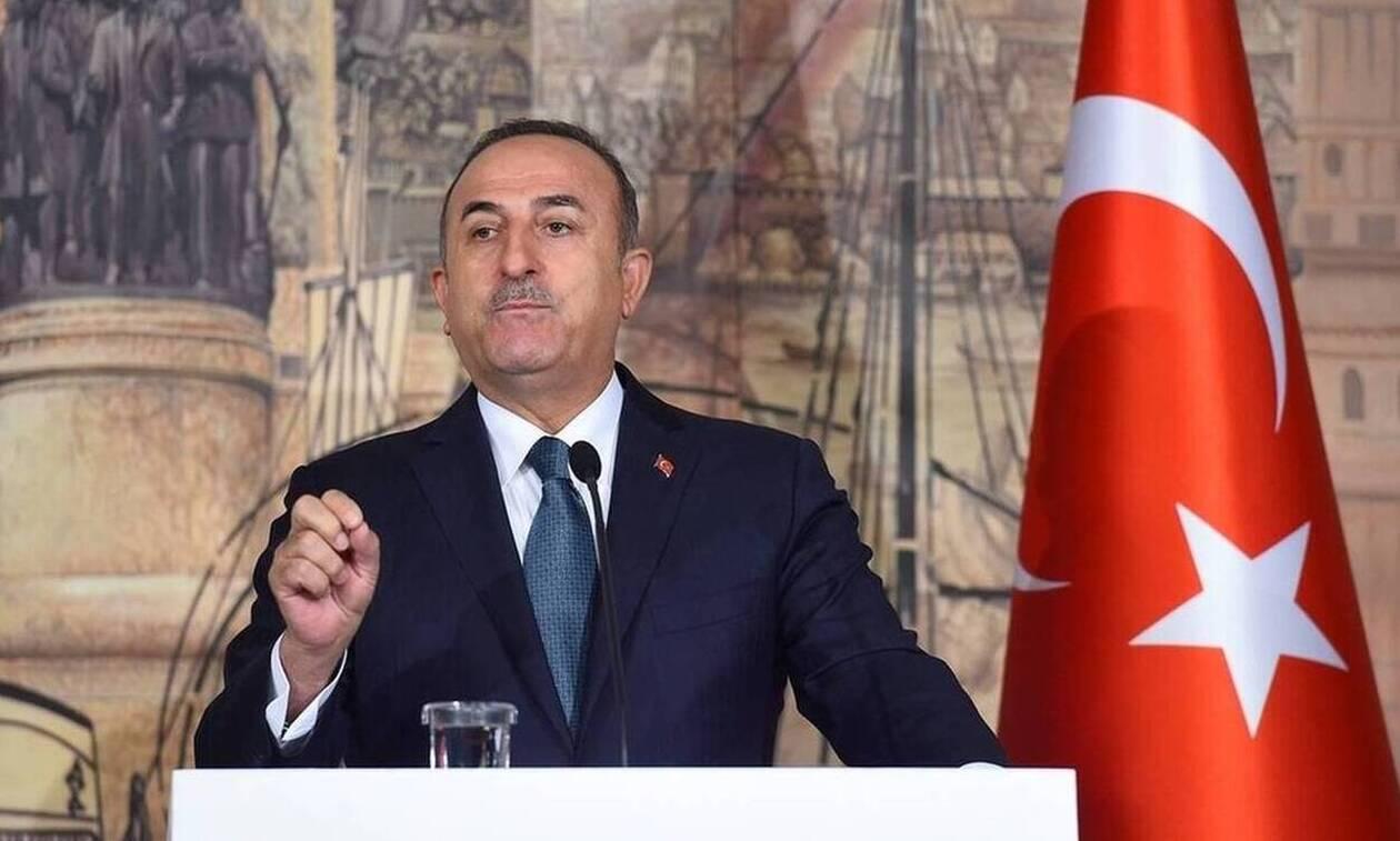 Τσαβούσογλου: Έτοιμοι για παρόμοιες συμφωνίες με όλες τις παράκτιες χώρες στην Ανατολική Μεσόγειο