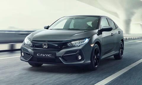 Η Honda ανανεώνει το Civic
