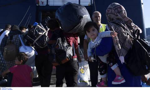 Έσπασε το φράγμα των 40.000 αιτούντων άσυλο στα νησιά του Βορείου Αιγαίου