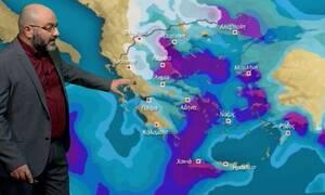 Καιρός: Χωρίς... χειμώνα μέχρι τα Χριστούγεννα! Η πρώτη εκτίμηση του Σάκη Αρναούτογλου (Video)