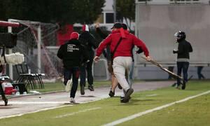 Η ποινή της UEFA στον Ολυμπιακό για τα επεισόδια στο ματς Νέων με τη Μπάγερν