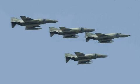Νέες προκλήσεις: Πτήση τουρκικών F-16 πάνω από τη Ρω