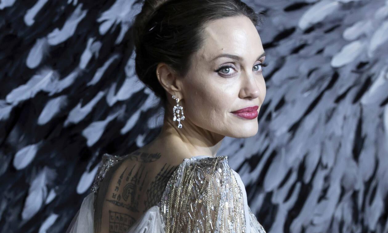 Η Angelina Jolie στον καλύτερο ρόλο της ζωής της