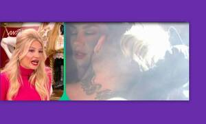 Ειρήνη Παπαδοπούλου: Ερωτικές σκηνές με τον αγαπημένο της, Αλέξανδρο Πασχαλάκη σε video clip της!