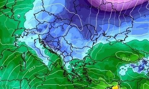 Καιρός: Καρέ - καρέ η εξέλιξη του καιρού μέχρι και τα Χριστούγεννα! Ο χειμώνας αργεί... (videos)