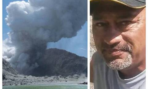 Νέα Ζηλανδία: Συγκλονίζει ο ήρωας του ηφαιστείου – Γλίτωσε αλλά γύρισε να σώσει εγκλωβισμένους