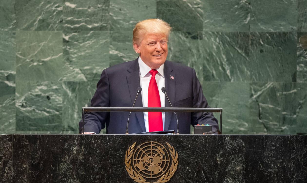 Τραμπ: «Γελοίες οι κατηγορίες εναντίον μου»