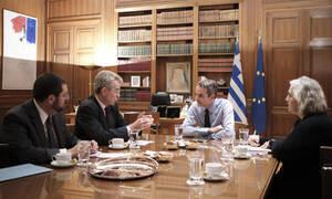 Ο Μητσοτάκης συναντάται με Τραμπ και έχει την στήριξη των ΗΠΑ - Πάιατ: Πυλώνας σταθερότητας η Ελλάδα