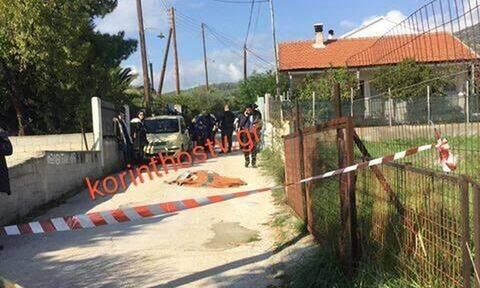 Έγκλημα στους Άγιους Θεοδώρους: Θλίψη στην κηδεία της 73χρονης που δολοφονήθηκε έξω από το σπίτι της