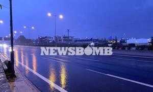 Κακοκαιρία: Η «Διδώ» σαρώνει με ισχυρές καταιγίδες την Αττική