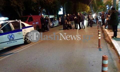 Χανιά: Δυο τροχαία με μηχανάκια - Το ένα παρέσυρε πεζό, το άλλο «καρφώθηκε» κάτω από όχημα