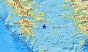 Σεισμός νότια της Αττικής (pics)