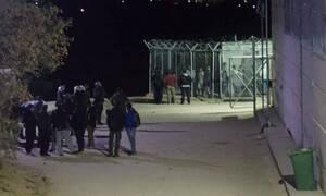Χίος: Νέο αιματηρό επεισόδιο στο κέντρο φιλοξενίας της ΒΙΑΛ