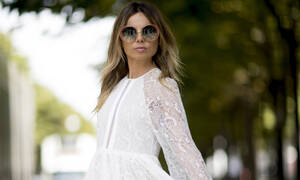 10+1 λευκά party dresses που θα σε κάνουν να εντυπωσιάσεις στο ρεβεγιόν