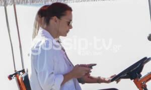 Υβόννη Μπόσνιακ: Στη Θεσσαλονίκη με την κόρη της – Έτσι όπως δεν την έχεις ξαναδεί! (Photos)