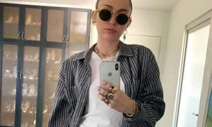 Miley Cyrus: Το νέο τατουάζ μετά τον χωρισμό της από τον Liam Hemsworth είναι όλο νόημα