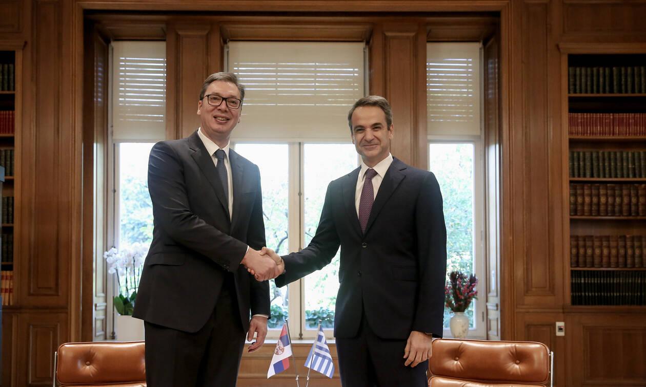 Πρόεδρος Σερβίας: Υποστηρίζουμε πλήρως την Ελλάδα για τα θαλάσσια σύνορά της