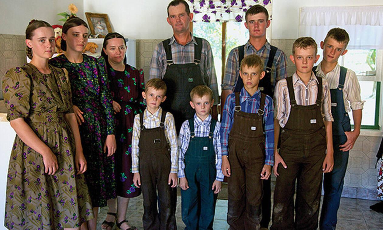 Σε αυτό το χωριό οι κάτοικοι ζουν λες και είναι μισός αιώνας πίσω!