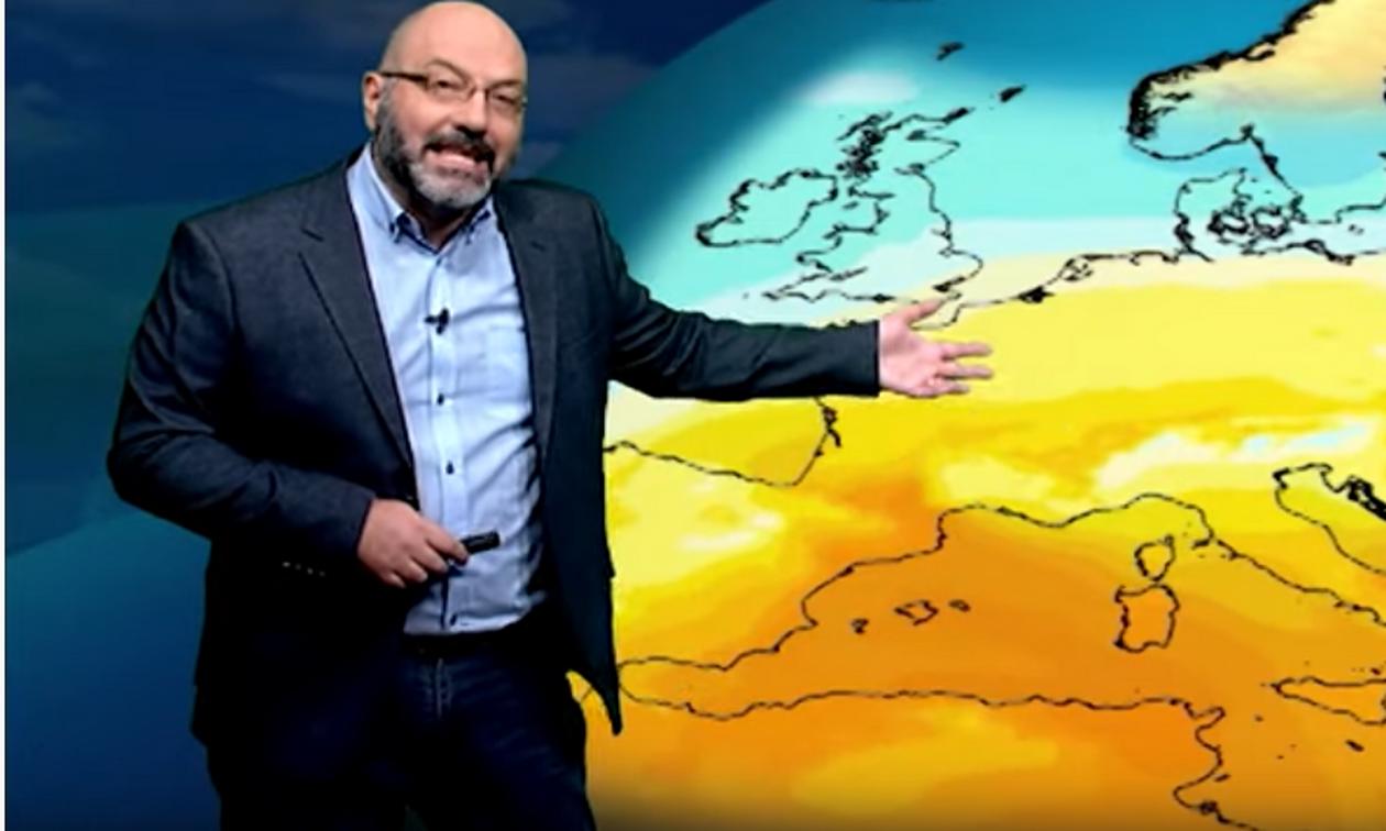 Καιρός: Προειδοποίηση Αρναούτογλου για πανευρωπαϊκή ανοιξιάτικη... επέλαση έως τα Χριστούγεννα