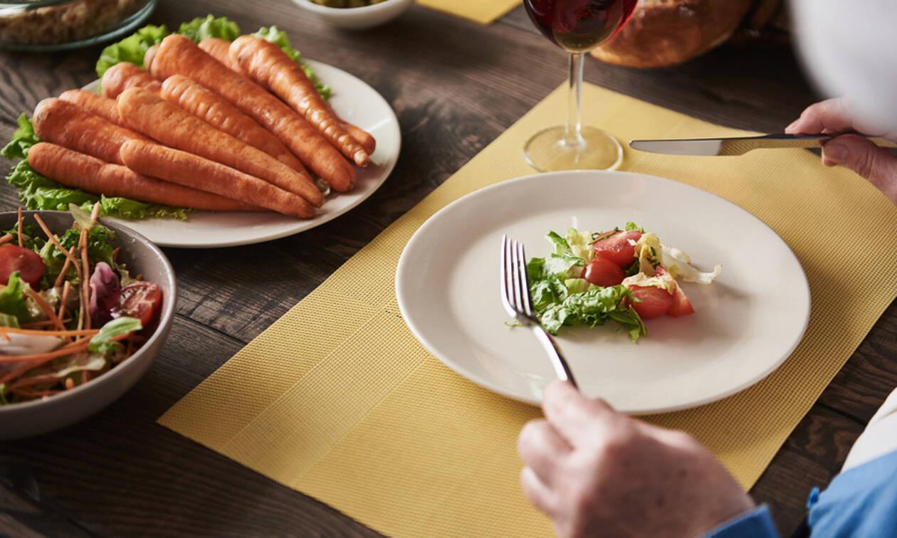 Διατροφή για μακροζωία - Τι περιλαμβάνει (video)
