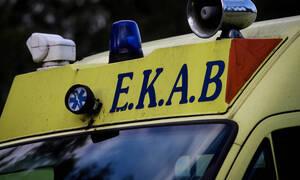 Χαλκιδική: Έγινε κατολίσθηση την ώρα που εργαζόταν σε κολόνα της ΔΕΗ - Εγκλωβίστηκε ο εργάτης