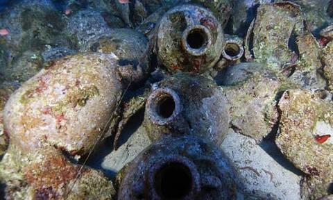 Σημαντική ανακάλυψη στην Κεφαλονιά: Εντοπίστηκε ρωμαϊκό ναυάγιο της εποχής του Χριστού