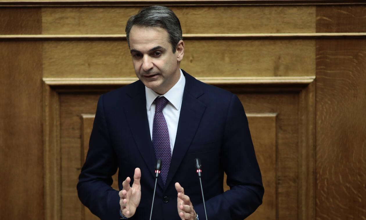 Μητσοτάκης: Δημοκρατική νίκη το νομοσχέδιο για την ψήφο των αποδήμων