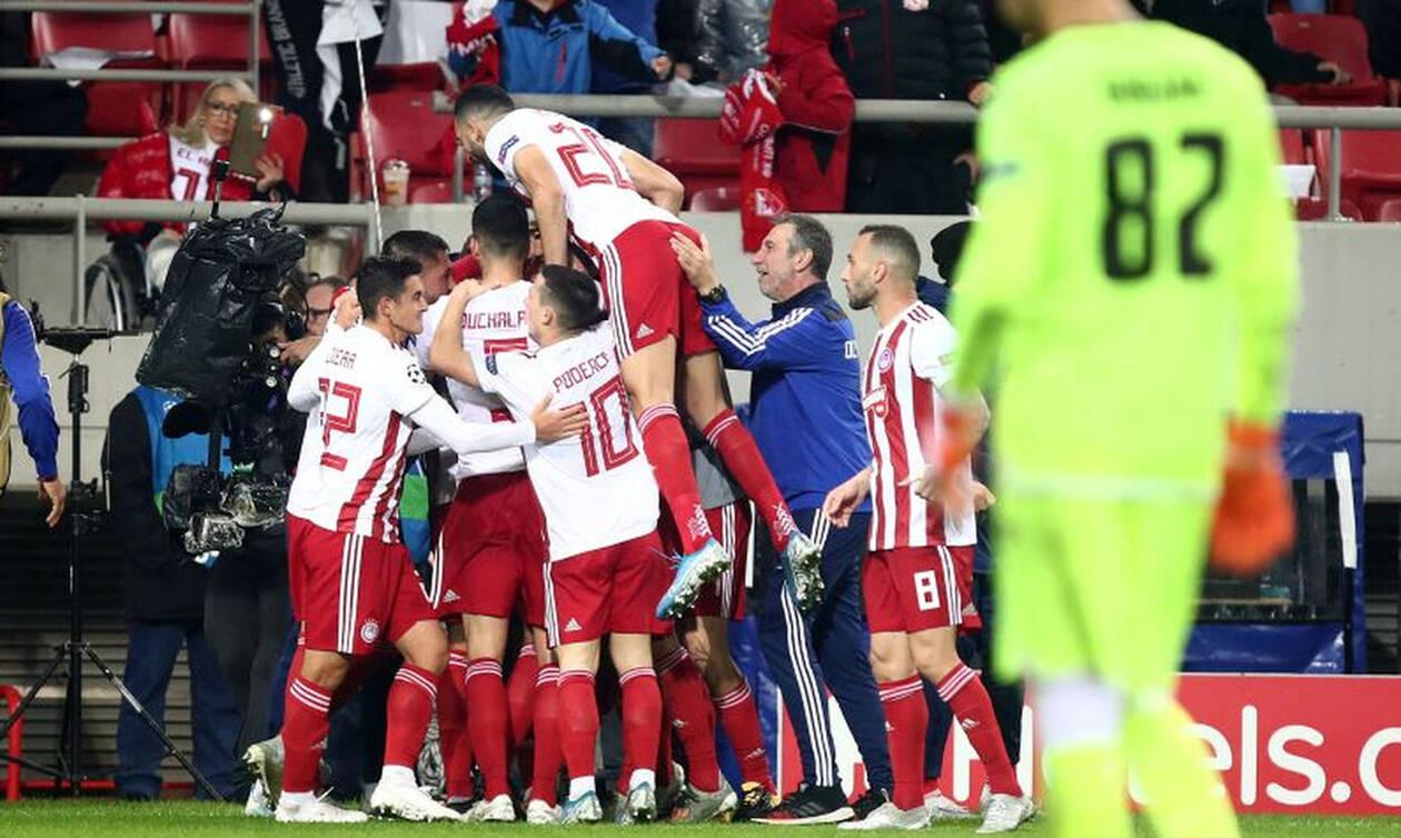 Ολυμπιακός – Ερυθρός Αστέρας 1-0: Στο Europa League με… τη βούλα