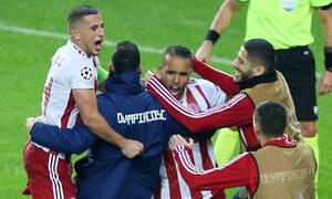 Βαθμολογία UEFA: Κράτησε «ζωντανή» την Ελλάδα για τη 15η θέση ο Ολυμπιακός