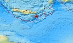 Σεισμός ΤΩΡΑ στην ανατολική Κρήτη - Αισθητός σε αρκετές περιοχές (pics)