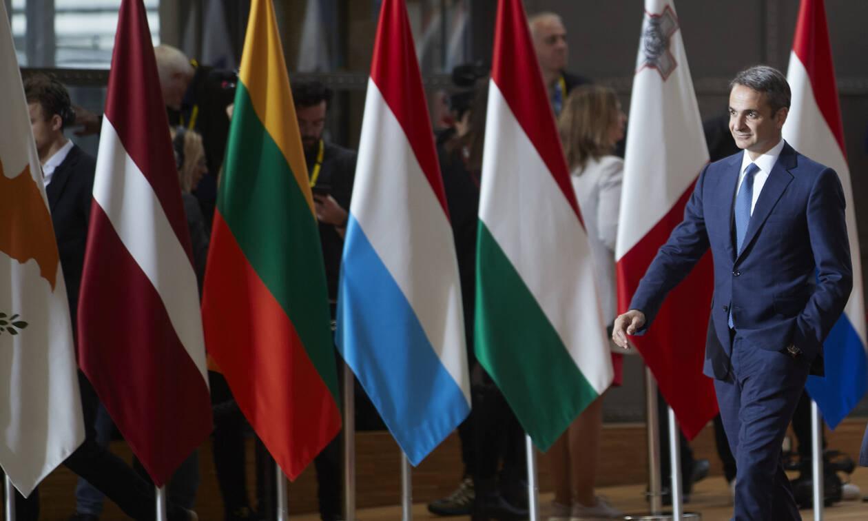 Στη Σύνοδο Κορυφής οι τουρκικές προκλήσεις - Η Ε.Ε. στηρίζει την Ελλάδα και καταδικάζει το μνημόνιο