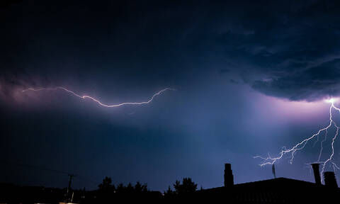 Καιρός: Η «Διδώ» θα «χτυπήσει» ξανά την Αττική με ισχυρές καταιγίδες