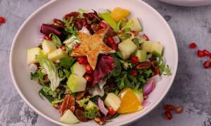 Η συνταγή της ημέρας: Γιορτινή σαλάτα