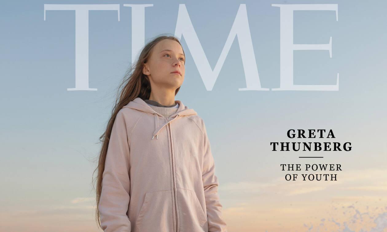 Πρόσωπο της Χρονιάς αναδείχθηκε η 16χρονη ακτιβίστρια Greta Thunberg (pics & vid)