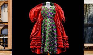 Τα υπέροχα κοστούμια της Rei Kawakubo θυμίζουν τη νέα εκδοχή του «Ορλάντο» της Βιρτζίνια Γουλφ