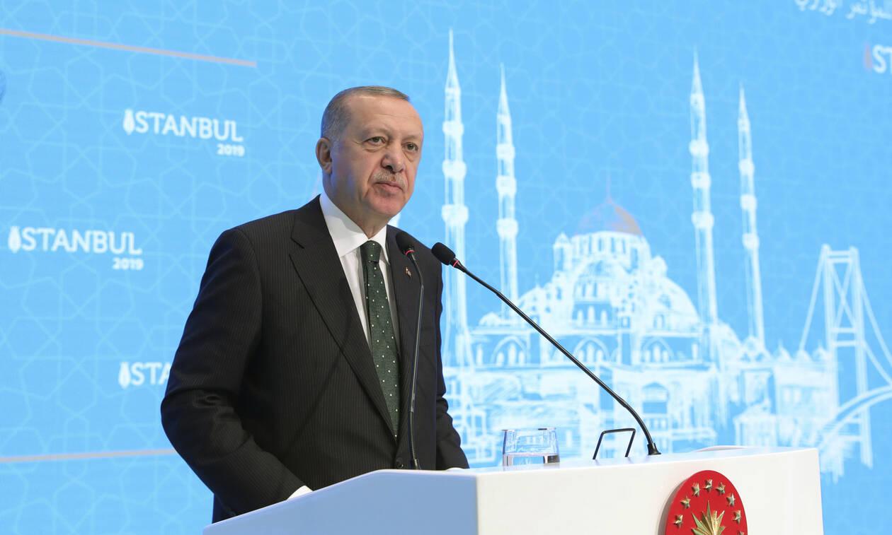 Το «πάει μέχρι τέλους» η Τουρκία: Κατέθεσε στον ΟΗΕ συντεταγμένες του μνημονίου με τη Λιβύη