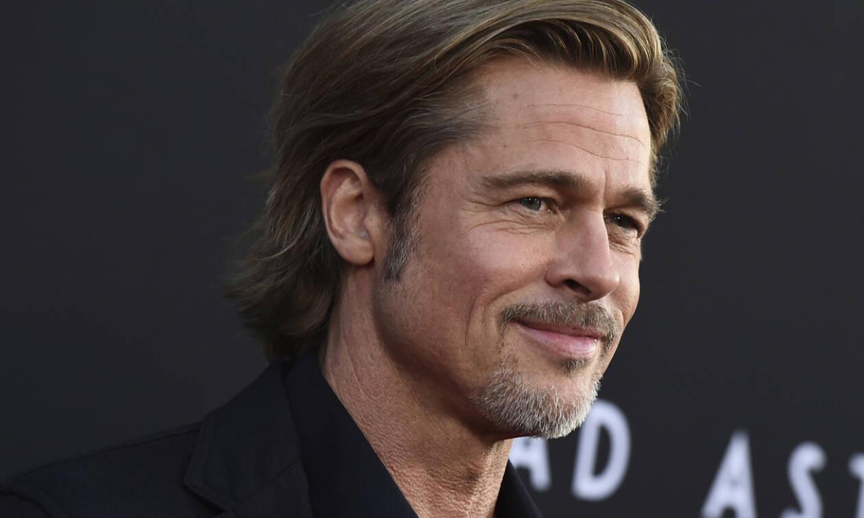 O Brad Pitt ξεκαθάρισε τι συμβαίνει στην προσωπική του ζωή κι εμείς ουρλιάζουμε