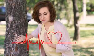Πέντε «ύπουλα» σημάδια της καρδιακής νόσου στις γυναίκες (εικόνες)