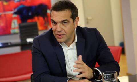 Τσίπρας για Τουρκία: Να υπάρξουν κυρώσεις εκτός από «καθαρές δηλώσεις»