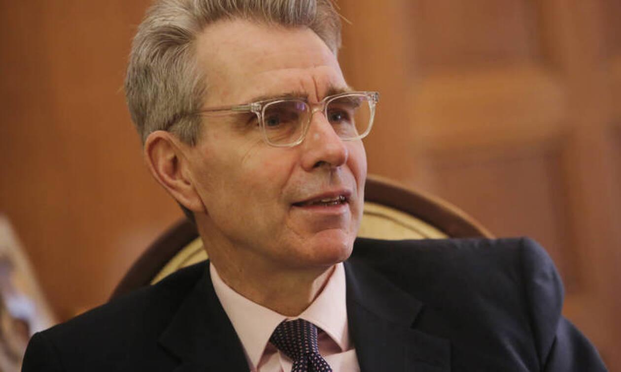 Πάιατ για συμφωνία Τουρκίας-Λιβύης: Τα νησιά έχουν ίσα δικαιώματα με τις ηπειρωτικές περιοχές