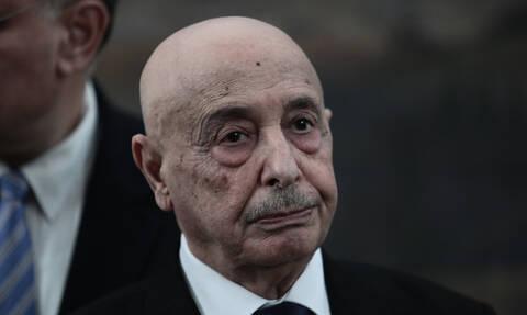 Πρόεδρος Βουλής Λιβύης: Μη νόμιμη και απορριπτέα η συμφωνία με την Τουρκία