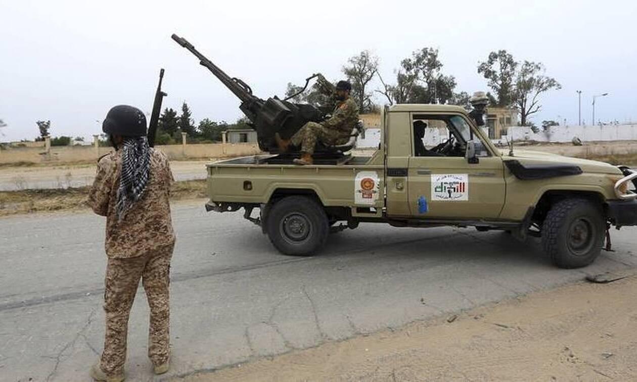 Ατράνταχτα ντοκουμέντα:Έτσι εκβίασε η Τουρκία τη Λιβύη–Εικόνες με τουρκικά άρματα μάχης στην Τρίπολη